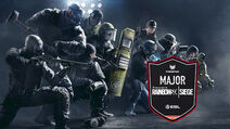 Predator Rainbow Six Siege Major Invierno 2018
