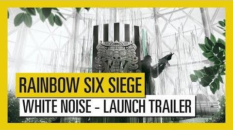 Tom Clancy's Rainbow Six Siege - White Noise Trailer