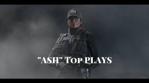 "Rainbow Six Siege Montage - ""ASH"" Top Plays !!! (ACE) (R4-C G36C) Multiplayer Gameplay"