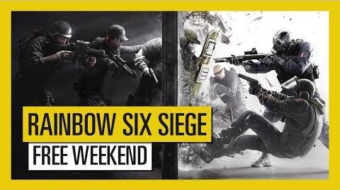 Tom Clancy's Rainbow Six Siege - ¡Juega gratis desde el 15 hasta el 18 de febrero!