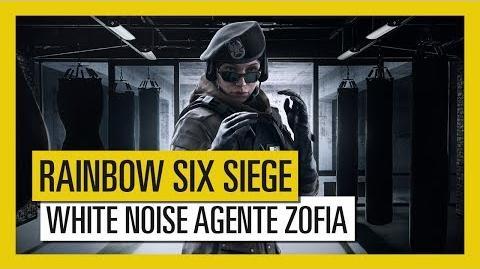 Tom Clancy's Rainbow Six Siege - White Noise Agente Zofia