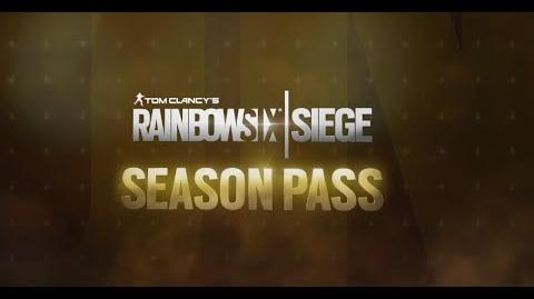 Tom Clancy's Rainbow Six Siege –Season Pass Trailer ES