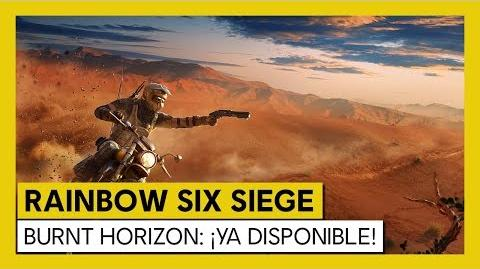 RAINBOW SIX SIEGE - BURNT HORIZON ¡YA DISPONIBLE!