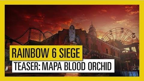 Tom Clancy's Rainbow Six Siege - Teaser Mapa Blood Orchid