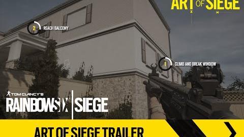 Tom Clancy's Rainbow Six Siege – El arte del Asedio Trailer ES