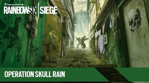 Tom Clancy's Rainbow Six Siege - Operation Skull Rain Tráiler ES