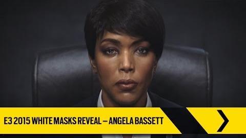 Tom Clancy's Rainbow Six Siege - Oficial - Los Máscaras Blancas - Angela Bassett ES-0