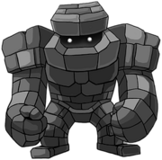 Brick Golem