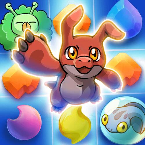 Rainbowtail iOS icon