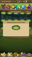 Reached grass patch limit (1.0.8.2)