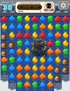 1-10 Brick Golem Pursuit