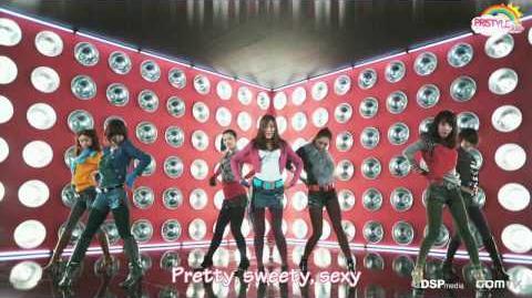 ENG SUB Rainbow - Gossip Girl MV