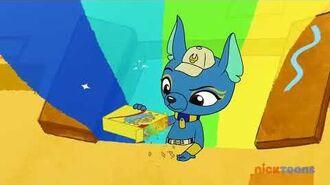 Rainbow Butterfly Unicorn Kitty - Nicktoons Promo
