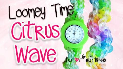 Loomey Time Citrus Wave Watch Attachment Tutorial How To