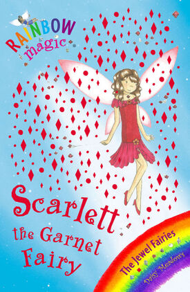 Scarlett garnet