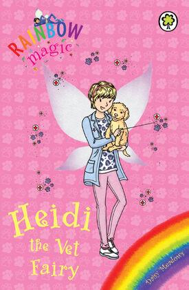 Heidi vet fairy