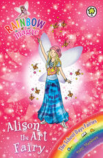 Alison art fairy