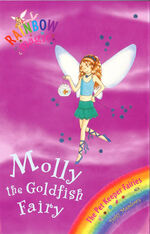 Molly,goldfish fairy