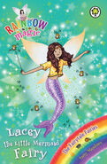 Lacey little mermaid fairy