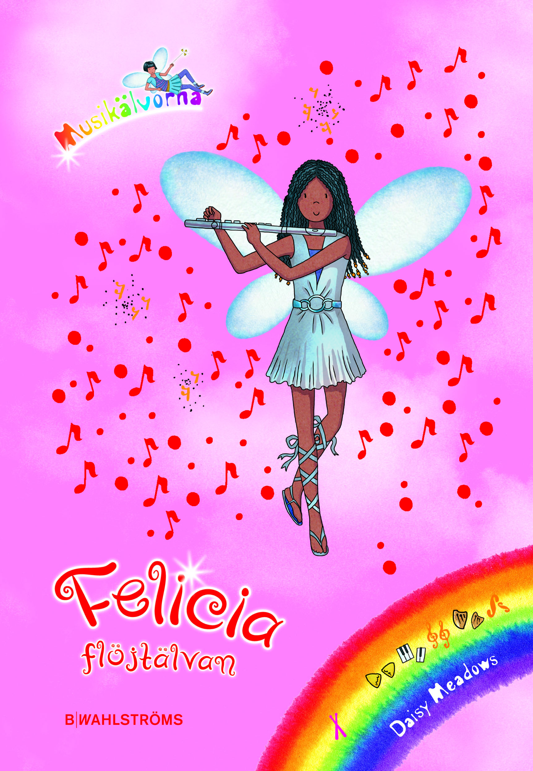 Fiona The Flute Fairy Rainbow Magic Wiki Fandom