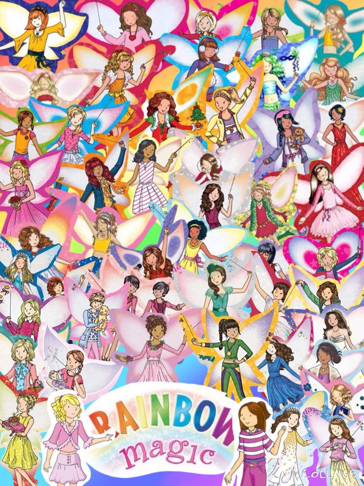 List of Fairies   Rainbow Magic Wiki   FANDOM powered by Wikia