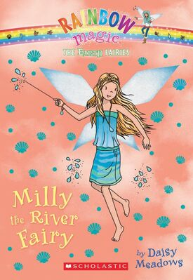 Milly, river fairy USA