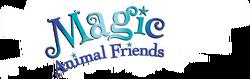 Magic animal friends logo