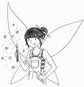 Violet illustration