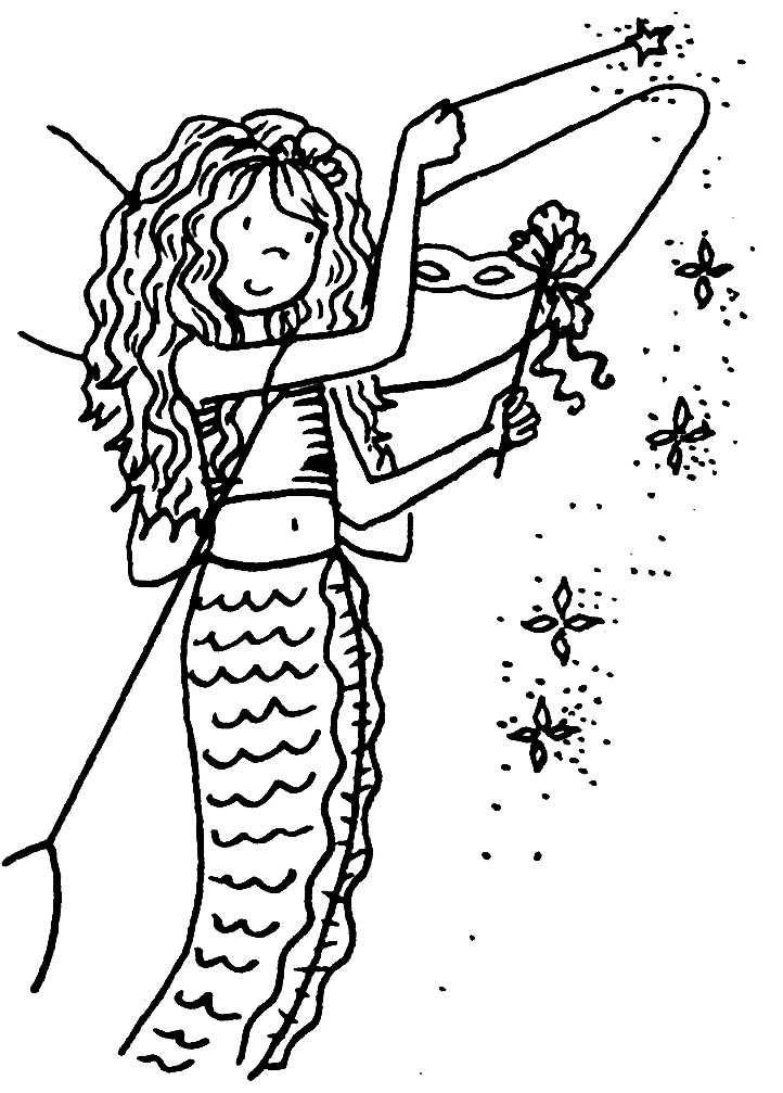 coloring pages rainbow fairies | Flora the Fancy Dress Fairy | Rainbow Magic Wiki | FANDOM ...