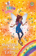 Marissa science fairy