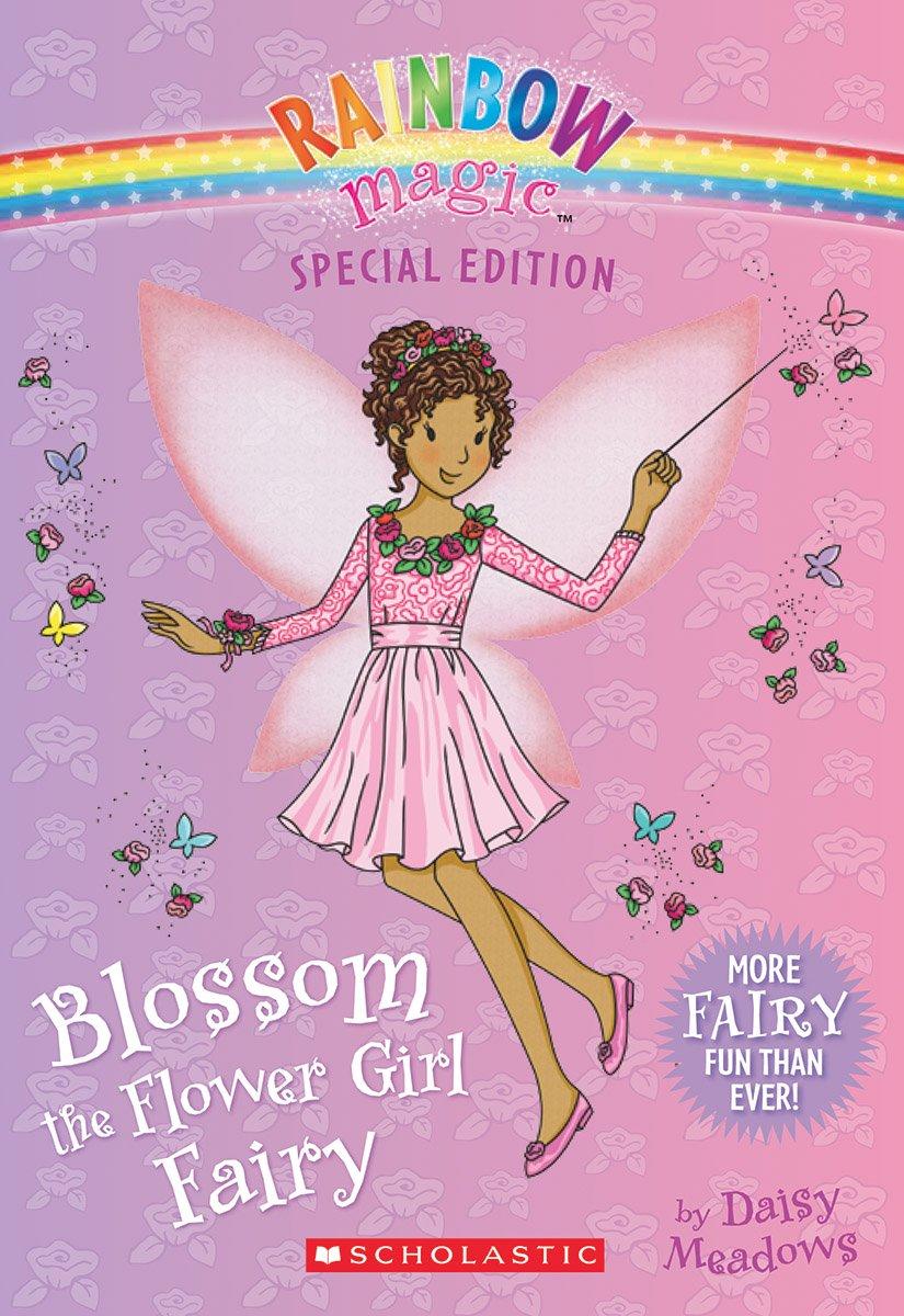 Blossom the Flower Girl Fairy | Rainbow Magic Wiki | FANDOM powered ...
