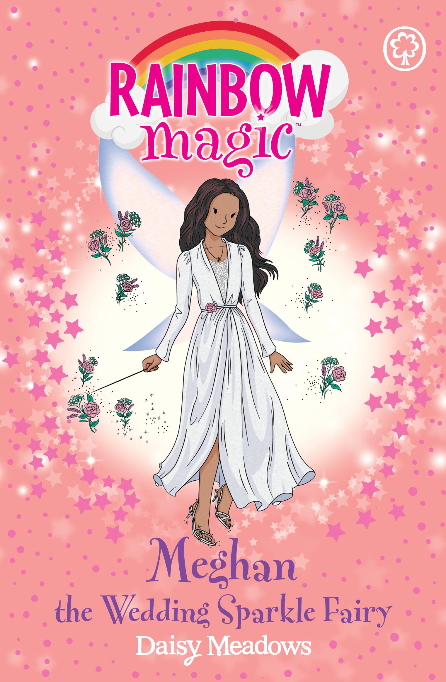 Meghan the Wedding Sparkle Fairy | Rainbow Magic Wiki | FANDOM ...
