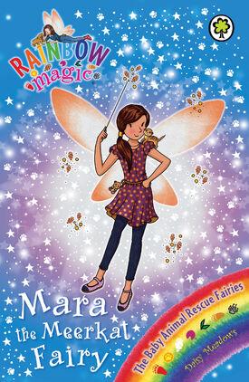 Mara The Meerkat Fairy Rainbow Magic Wiki Fandom