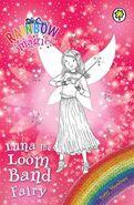Luna loom band fairy