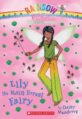 Lily, rainforest fairy USA