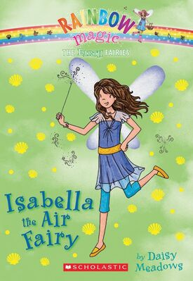 Isabelle, air fairy USA