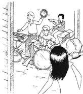 Tate band
