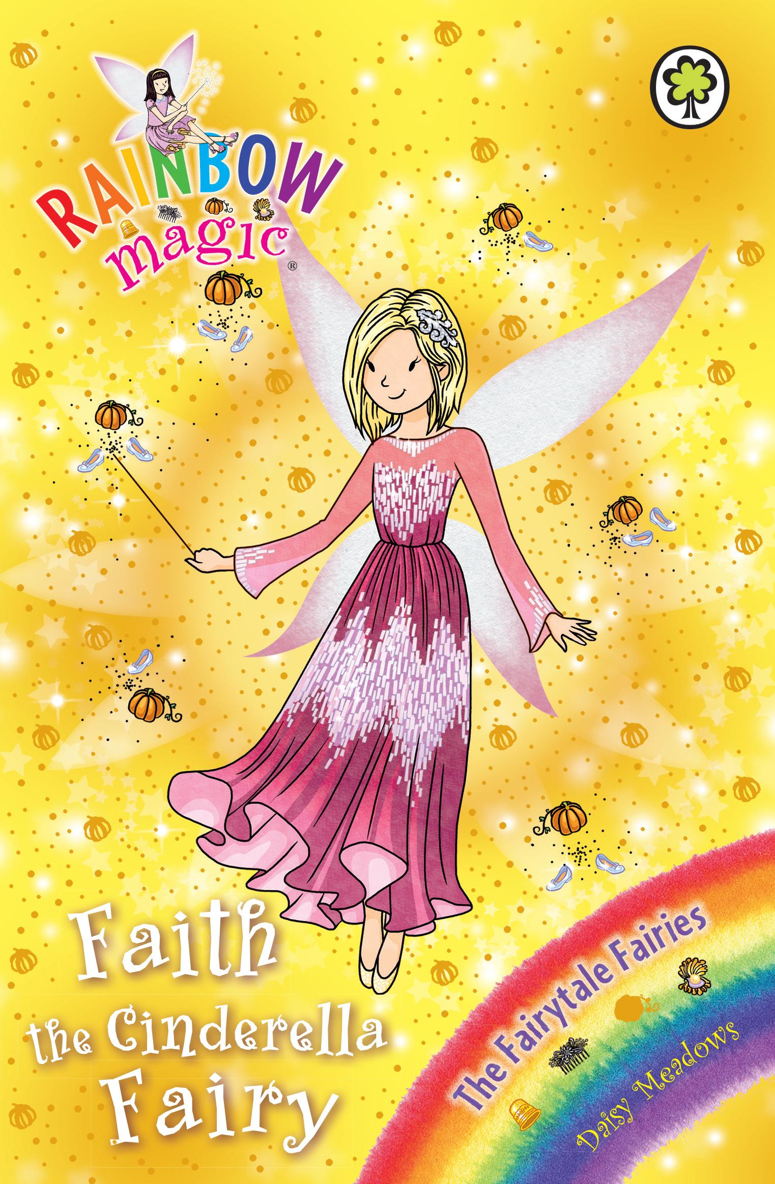 Faith The Cinderella Fairy Rainbow Magic Wiki Fandom