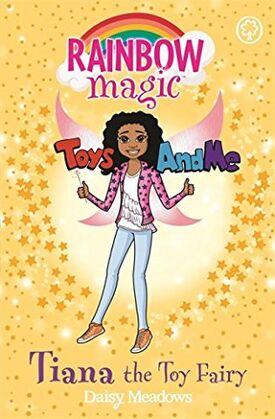 Tiana The Toy Fairy Rainbow Magic Wiki Fandom Powered By Wikia