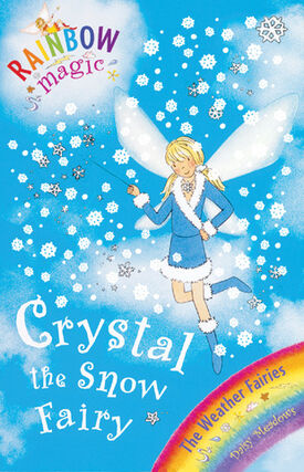 Crystal snow