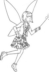 Layla illustration