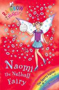 Naomi netball