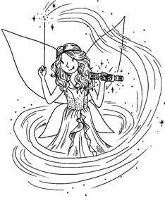 Robyn illustration