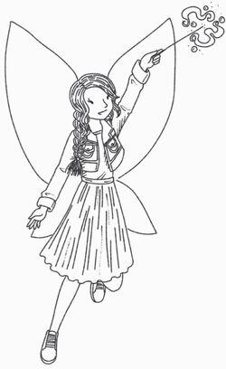 Evelyn illustration