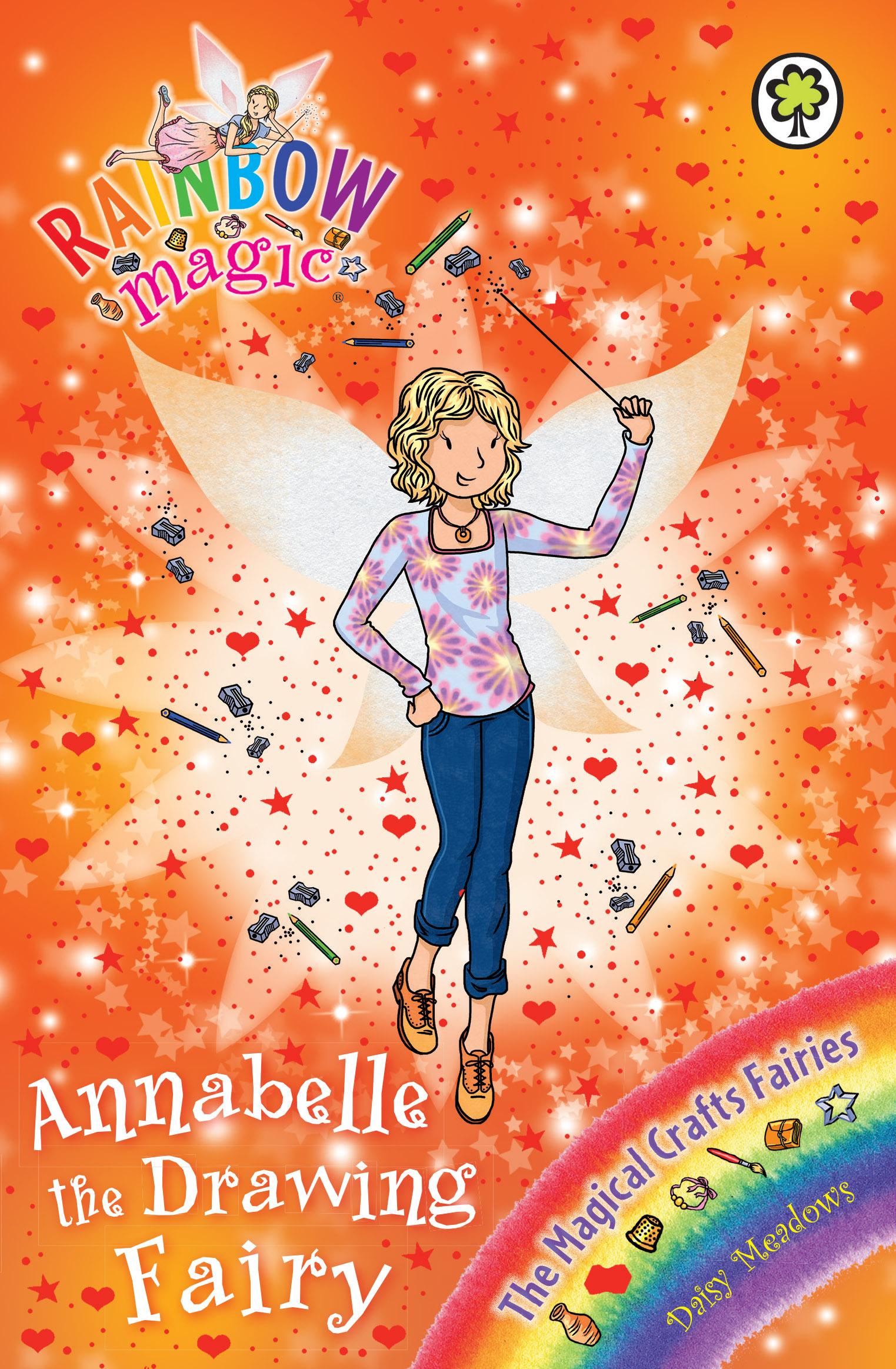 Annabelle The Drawing Fairy Rainbow Magic Wiki Fandom