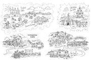 Brianna map