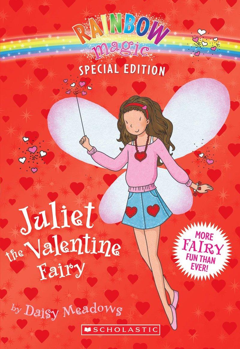 Juliet The Valentine Fairy Rainbow Magic Wiki FANDOM