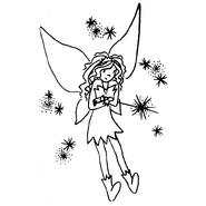 Goldie illustration