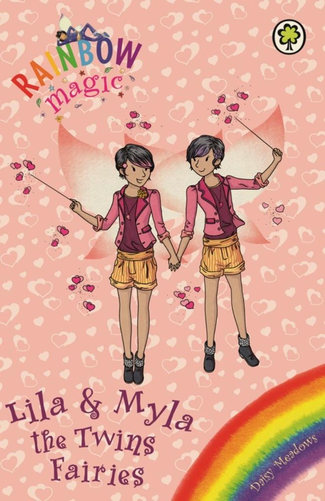 Lila And Myla The Twins Fairies Rainbow Magic Wiki