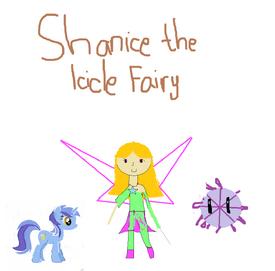 Shanice the Icicle Fairy
